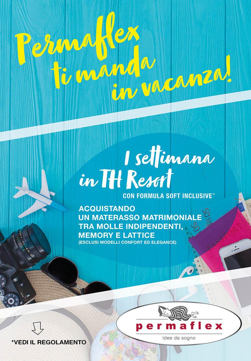 Permaflex | L\'eccellenza del materasso italiano nel mondo.